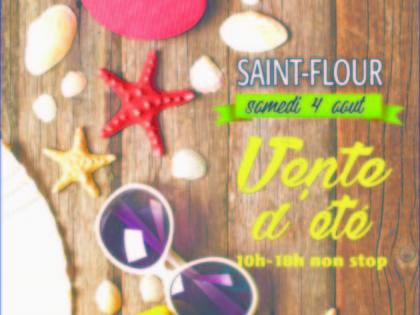 Emmaüs Cantal Saint-Flour : grande vente d'été samedi 4 août 2018