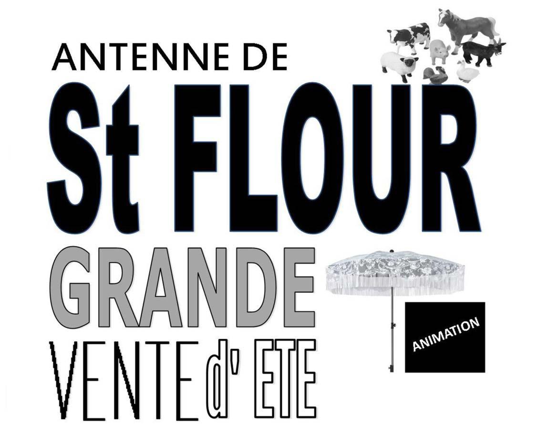 Grande vente été St-flour