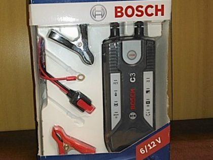 Bosch C3 chargeur de Batterie, 6-12 V